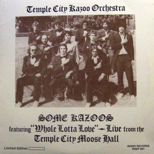 Imagen de 'Temple City Kazoo Orchestra'