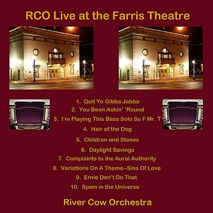 Image for 'RCO Live at the Farris Theatre'
