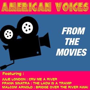 Bild für 'American Voices from the Movies'