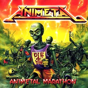 Image for 'Animetal Marathon'