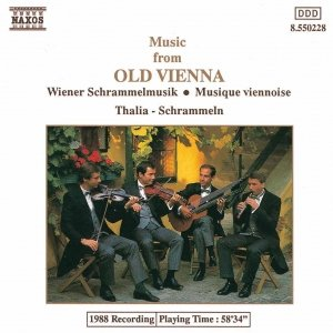 Image pour 'Music from Old Vienna'