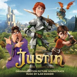 Image for 'Justin and the Knights of Valour (Original Motion Picture Soundtrack)'