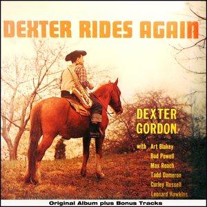Image for 'Dexter Rides Again (Original Album Plus Bonus Tracks)'