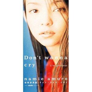 Imagem de 'Don't wanna cry'