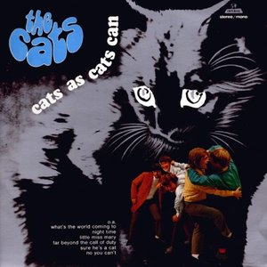 Image for 'Cats As Cats Can Be'