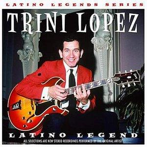 Image for 'Trini Lopez Latino Legend'