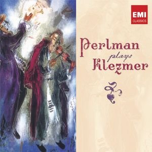 Image for 'Perlman plays Klezmer'