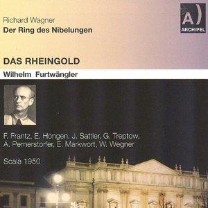 Image for 'Das Rheingold : Da, Vetter, sitze du fest !'