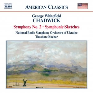 Image for 'CHADWICK: Symphony No. 2 / Symphonic Sketches'
