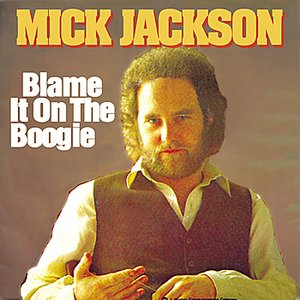 Image for 'Blame It On the Boogie'