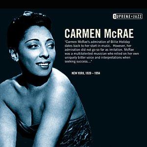 Image for 'Supreme Jazz - Carmen McRae'
