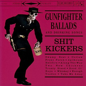 Image for 'Gunfighter Ballads And Drinking Songs'