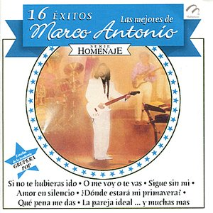 Bild für 'Las Mejores de Marco Antonio'
