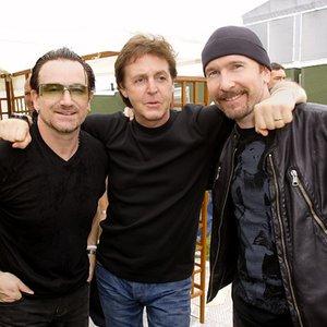 Bild für 'Paul McCartney & U2'
