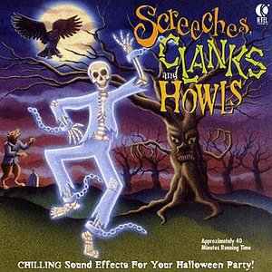 Bild för 'K-tel Presents Screeches, Clanks And Howls'