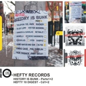 Image for 'Hefty Records 10th Anniversary Compilation'
