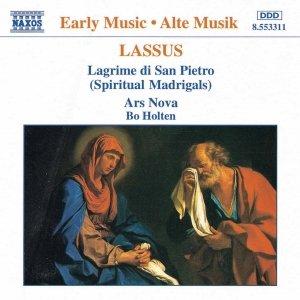 Image for 'LASSUS: Lagrime di San Pietro'