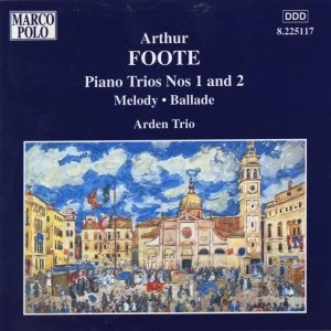 Image for 'FOOTE: Piano Trios Nos. 1 and 2 / Melody / Ballade'