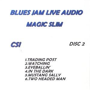 Image for 'Blues Jam Live Audio: Magic Slim'