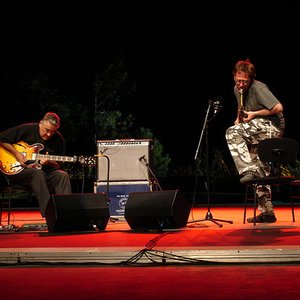 Image for 'John Zorn & Fred Frith'