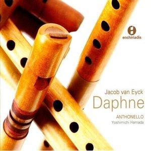 Image for 'Jacob van Eyck: Daphne'