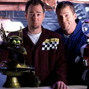 Bild für 'Mystery Science Theater 3000'