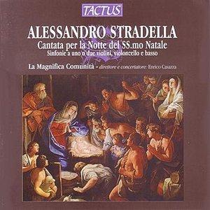 Image for 'Cantata per la Notte del SS.mo Natale: Ritornello strumentale'