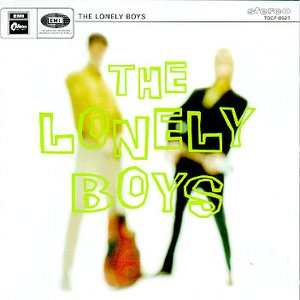 Image for 'The Lonely Boys'