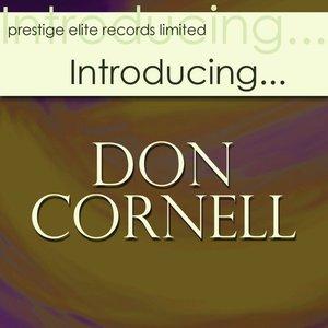 Immagine per 'Introducing….Don Cornell'