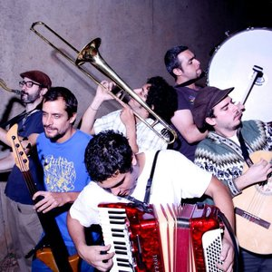 Bild für 'Gypsy Ska Orquesta'