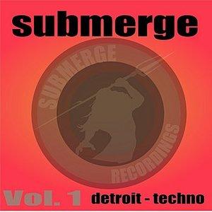 Imagen de 'Submerge Vol.1:Detroit Techno'