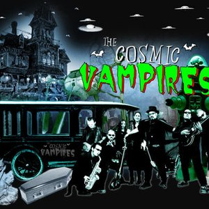 Image for 'The Cosmic Vampires'