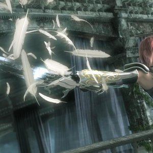 Image for 'Final Fantasy XIII-2 CD2'