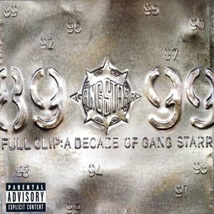 Bild för 'Full Clip: A Decade of Gang Starr (disc 2)'