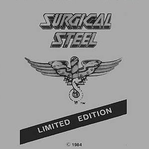 Image for 'Surgical Steel'
