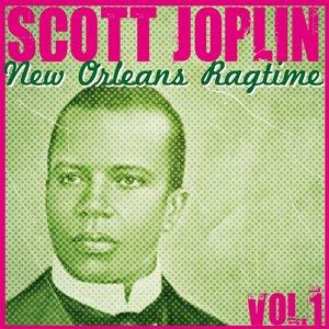 Image for 'Scott Joplin New Orleans Ragtime, Vol. 1'