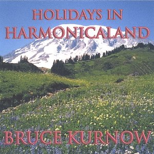 Image for 'Holidays in Harmonicaland'