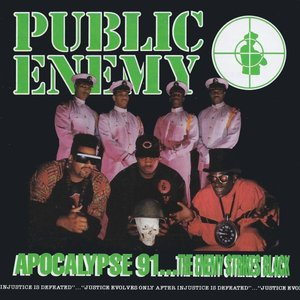 Image for 'Apocalypse 91 ... The Enemy Strikes Black'