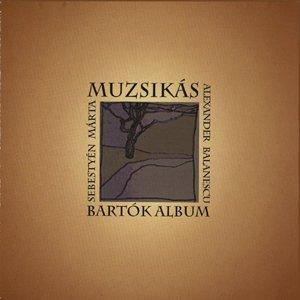 Immagine per 'Bartók Album'