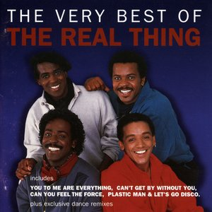 Image for 'The Very Best of the Real Thing'