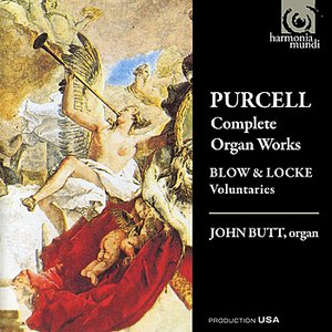 Image for 'Purcell: Complete Organ Works'