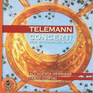 Image for 'Telemann: Concerti per strumenti vari'