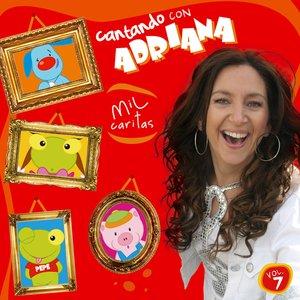 Image for 'Cantando con Adriana-Mil caritas vol 7'