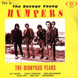 Image for 'The Dionysus Years'