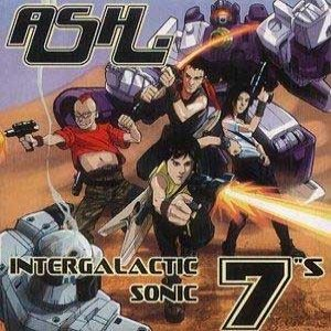 Image for 'Intergalactic Sonic 7''s'