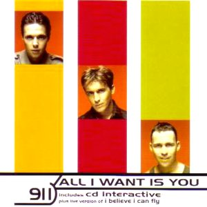 Image for 'All I Want Is You (Disc 1)'