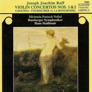 Image for 'Volker, Op. 203: Ungarischer (A la Hongroise) (arr. for violin and orchestra)'