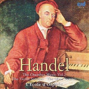 Image for 'Violin Sonata in G Minor HWV 364a: Larghetto - Allegro - Adagio - Allegro'