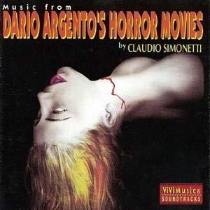 Immagine per 'Music From Dario Argento's Horror Movies'