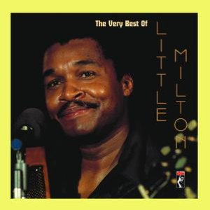 Immagine per 'The Very Best Of Little Milton'